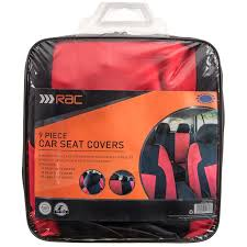 323975 rac car seat cover red 2