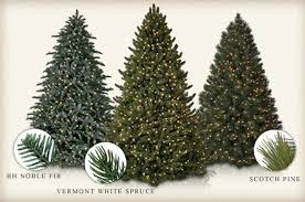 Most Realistic Trees by Balsam Hill. Artificial Christmas ...