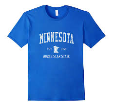 T Shirt Design Mn Retro Minnesota T Shirt Vintage Sports Tee Design Tj