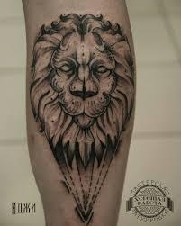 7 значений татуировок со львами татуировки на Toptattooru