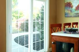 simonton window repair windows and doors sliding patio doors in dining room leading to backyard patio