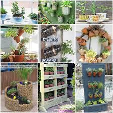 35 creative diy herb garden ideas
