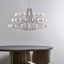 suspended lighting. Moooi Coppelia LED Suspended Lamp Lighting S