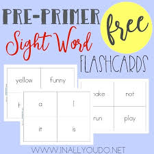 Flashcards Template Word Printable Sight Word Flash Cards High Frequency Word Flash Cards Fry