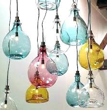 blown glass light fixtures glass light globes blown glass light pendant s blown glass pendant light blown glass light