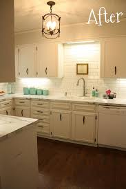 Kitchen Countertop Lighting Kitchen Tile Backsplash Design For Modern Kitchen Decoration Plus