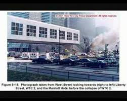 9/11 WTC basement smoke or cars on fire - YouTube