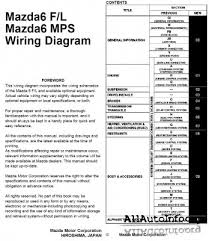 mazda 6 mps wiring diagram mazda wiring diagrams online mazda 6 mps gg wiring diagram 2002 2007