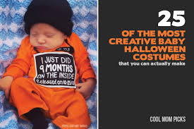25 of the most adorably creative diy baby costumes for that you can actually