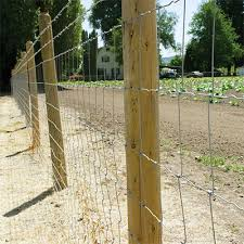 wood and wire fences. Livestock Fencing Wood And Wire Fences