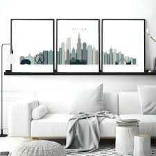 chicago wall decor chicago city wall decor