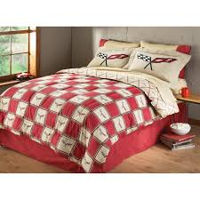 Corvette C6 Evolution Complete Bed Set 166214 Comforters at