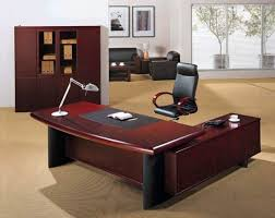 office desk designer. office desk design mahogany and black leather the right for your modern designer r