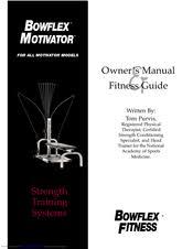 Bowflex Motivator Exercise Chart Bowflex Motivator Strength Training System Owners Manual