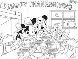 Small Picture Disney Thanksgiving Coloring Pages Disney Thanksgiving Coloring