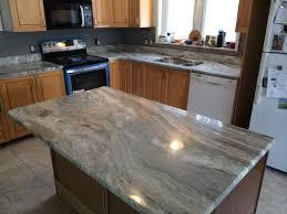 Caledonia Granite Kitchen Interior Fascinating Counter Top New Caledonia Granite With Wood