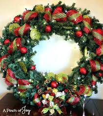 showy large outdoor wreath outdoor wreaths post large outdoor wreath hook with foam strips showy large outdoor wreath