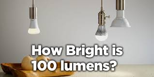 how bright is 100 lumens ledsuniverse