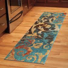orian rugs watercolor scroll multi colored area rug