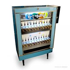 Old School Cigarette Vending Machine Unique 48 Unique Vending Machines We Wouldn't Mind In Schools Care48 Causes