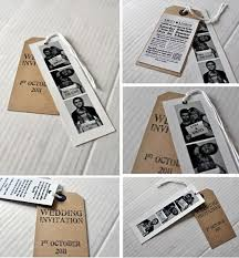 best 25 cheap wedding invitations ideas on pinterest budget Wedding Invitation Photography Ideas photobooth and brown luggage tag wedding invitations and how you can make your own wedding invitation photo ideas