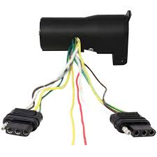 6 pin to 7 trailer wiring diagram within connector saleexpert me 4 pin trailer wiring diagram at Universal Trailer Plug Wiring Diagram 7