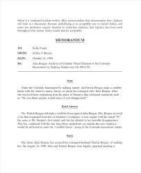 Memo Layout Memorandum Format Word Of Understanding In India
