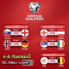 ฟุตบอลโลกรอบคัดเลือกโซนยุโรป - Pantip