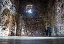 doune castle scotland ss hall