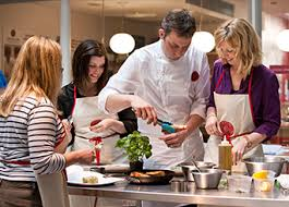 Cooking Classes London Lessons School Recipes Latelier Des Chefs