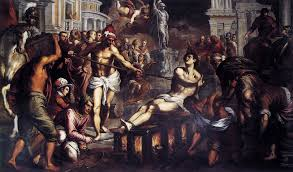 Image result for images of catholic saint lawrence