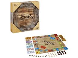 monopoly rustic version