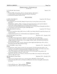 Interest Examples For Resume Accomplishments Examples For Resume ...