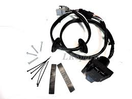 trailer wiring harness lucky 8 parts and accesories for land rovers 2005 Lr3 Trailer Wiring Harness trailer wiring harness 4 Prong Trailer Wiring Diagram