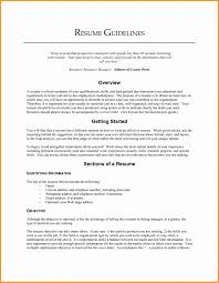 Interests On Resume Sample Research Statement Examples Template