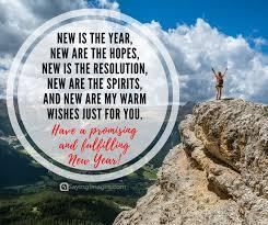 Happy New Year Wishing Quote