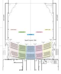 Fonda Theater Seating Chart Balcony Los Angeles Theatre Broadway Theatre Group