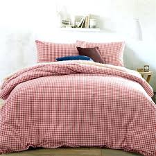 full size of home textile 100high quality cotton knitting gingham consort red bedding sets queen size
