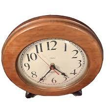 seth thomas wall clock quartz battery