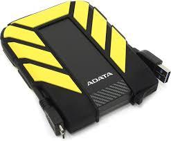 Обзор внешнего <b>жесткого диска ADATA HD710</b> | KV.by