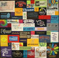 T-shirt Quilt | Quilts by Design & T-shirt Quilts Adamdwight.com
