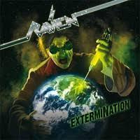 <b>Raven</b> : <b>ExtermiNation</b> - Record Shop X