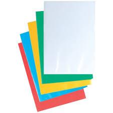 Staples Coloured Folders Yellow Bag 25 Each Staples