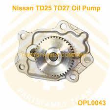 TD25 TD27 Engine Oil Lubrication Pump for NISSAN HC Tailift Forklift ...