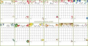 free calendar printable 2019 free printable calendar 2019 monthly calendar on sutton place