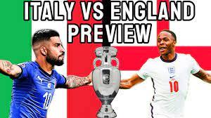 Euro 2021 Final England VS Italy ...