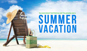 Image result for summer vacation  travel dates