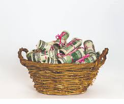 the sweeping rewrite of the tax code in late 2017 is set to bestow a bonanza on u s corporations part of the gift basket