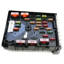 used genuine vw passat engine bay fuse box genuine oem c  vw passat engine bay fuse box genuine oemacircpound19 99