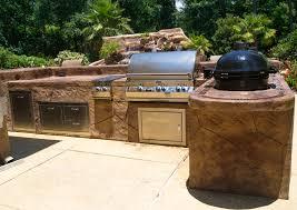 Covered Outdoor Kitchen Plans Works Kase Restoration